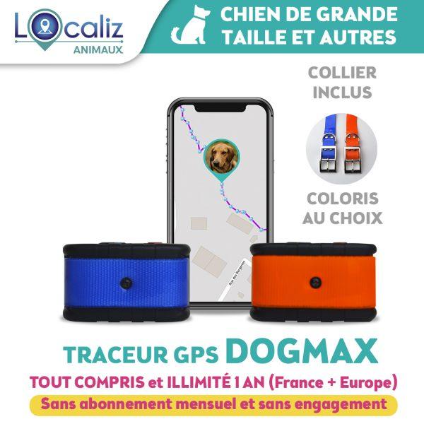 Dogmax-Localiz-GPS-chien