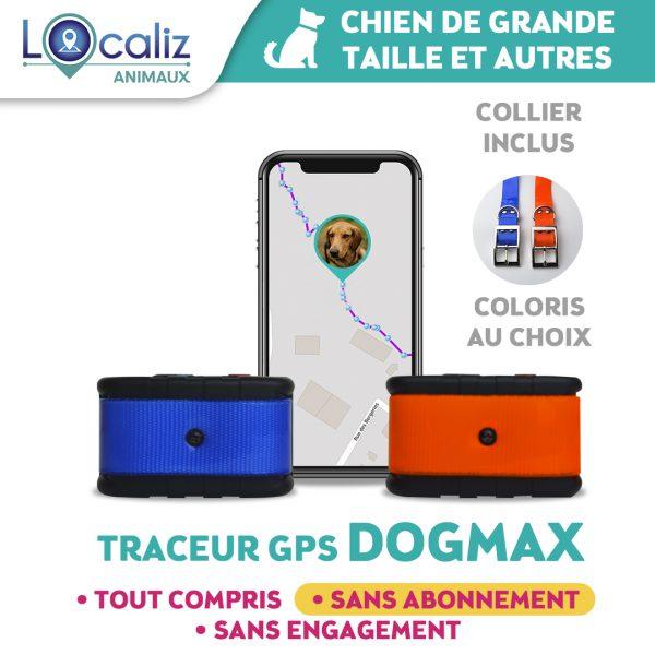 Dogmax Localiz GPS chien 2